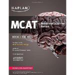 【预订】Kaplan MCAT Behavioral Sciences Review: Created for MCA