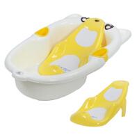 新生儿沐浴用品可坐躺婴儿洗澡盆宝宝浴盆小孩儿童浴桶