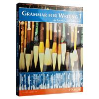 写作语法1 英文原版 Grammar for Writing 1 培生写作指导书 英文版 进口原版英语书籍