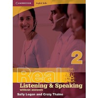 【预订】Cambridge English Skills Real Listening and Speaking 2