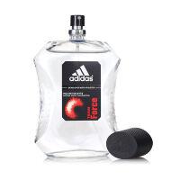 阿迪达斯(adidas) 西班牙 原产 男士香水 冰点男款运动型 持久清新淡香水 Force-天赋-香水100ml 西