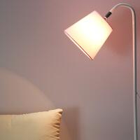 【限时7折】时尚北欧马卡龙落地灯创意ins风客厅卧室宜家现代简约型立式台灯