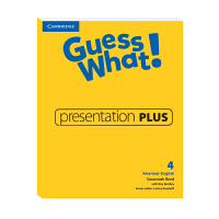 Guess What! American English Level 4 Presentation Plus 互动白板软