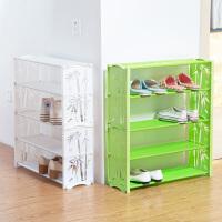 塑料多层鞋架多功能简易组合收纳鞋柜经济型简约组装鞋子收纳架子