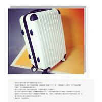 韩版流行李箱旅行箱女拉杆箱万向轮男密码箱皮箱子20 22 24