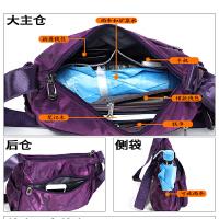 女式包包新款大气时尚妈妈包单肩斜挎包中老年流行尼龙牛津布小包
