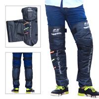 冬季电动摩托车护膝防风保暖加厚防寒挡风被男女冬天骑车护腿护具