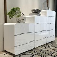 现代简约三四五斗柜储物柜客厅柜子玄关边柜家具 组装