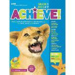 【预订】Achieve! Grade 1: Think. Play. Achieve!