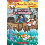 英文原版 老鼠记者62:老鼠上船!Mouse Overboard! (Geronimo Stilton #62)