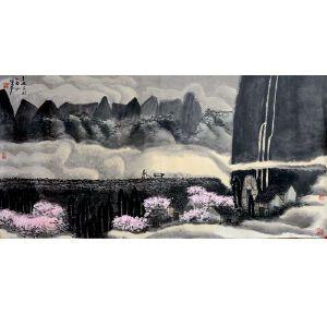*陈平    晋崐山村