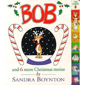 【预订】Bob: And 6 More Christmas Stories 预订商品,需要1-3个月发货,非质量问题不接受退换货。