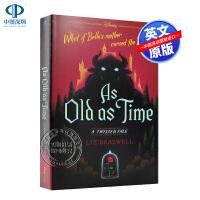 英文原版As Old as Time: A Twisted Tale 像时间一样古老 迪士尼经典故事魔法奇幻童话故事书