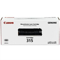 佳能原装正品 CRG-315硒鼓 315墨粉盒 Canon LBP3310 LBP3370打印机墨盒