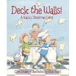 【预订】Deck the Walls: A Wacky Christmas Carol