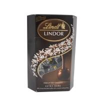 【中粮我买】瑞士莲软心特浓黑巧克力分享装200g(意大利进口 盒)