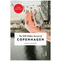 【500个隐藏秘密旅行指南】Copenhagen,哥本哈根 英文原版旅游攻略