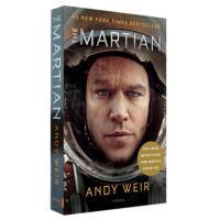 英文原版 火星救援 The Martian (Movie Tie-In) A Novel 绝地救援 科幻电影版小说 全英