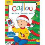 【预订】Caillou: The Little Christmas Artist