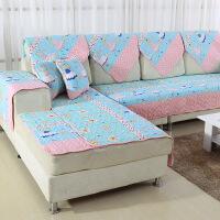木儿家居 新品上市 布艺沙发垫 跳舞女孩沙发垫