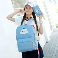 小孩旅游休闲儿童背包 小学生书包1-2-4年级双肩包男女童女孩书包