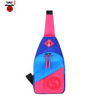 新款包包胸包女包旅游斜挎包小包韩版单肩包帆布休闲运动腰包