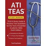【预订】Ati Teas Study Manual: Teas 6 Study Guide & Practice Te