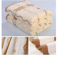 老式毛巾被纯棉单人毛巾毯空调毯子夏凉被夏天被子薄夏季双人毛毯