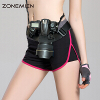 20180523220958247单反相机固定腰带户外摄影登山腰带 骑行腰包带摄影器材配件