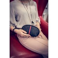 女士钱包大容量长款韩国帆布零钱包女小手包化妆包袋
