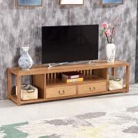 新中式电视柜现代简约地柜禅意装饰储物柜设计师家具 电视柜 可定制