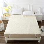当当优品 羊羔毛床垫 纯羊毛全棉防潮床垫 双人床褥150*200cm