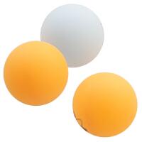 乒乓球 标准比赛训练用球40+mm好弹性 黄色 白色可选
