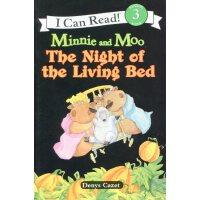 英文 Minnie and Moo The Night of the Living Bed