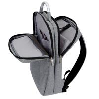 电脑双肩包15.6寸14寸17.3男女笔记本充电背包休闲旅行包