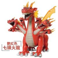 大号电动恐龙玩具仿真动物模型会走路发光有叫声智能男孩玩具