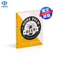英文原版 家庭自酿啤酒科普指南参考书 Home Brew Beer 掌握自己酿制啤酒的艺术 DK精装生活百科读物