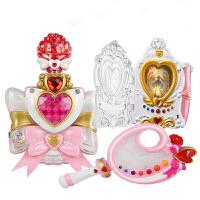 巴拉拉小魔仙玩具吸色魔法手镯魔法棒公主太阳魔法绘本套装 升级3件装(581501吸色手镯+581503魔法 魔仙装备3