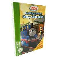 英文原版Thomas Reading Ladder ? Case with audio托马斯分级阅读入门级6册 盒装小
