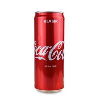 【满99减50元】马来西亚进口碳酸饮料320ml可口可乐汽水经典易拉罐装320ml