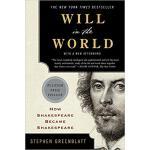 【预订】Will in the World: How Shakespeare Became Shakespeare 9