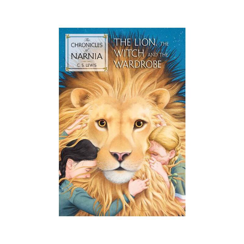 The Lion, the Witch and the Wardrobe[Hardcover] 纳尼亚传奇:狮子、女巫与魔衣橱(大卫·威斯纳插图版,精装) ISBN9780060234812