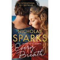 现货英文原版 每次呼吸 Every Breath 爱情小说 Nicholas Sparks尼古拉斯・斯帕克斯 英文文学