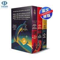 英文原版 Dune Boxed Set #1 沙丘传说3册套装 Brian Herbert 全英文版科幻小说 文学读物
