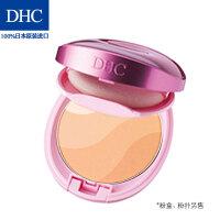 DHC 紧致焕肤保湿定妆粉饼 11g 粉扑粉盒另售 打造裸妆感陶瓷肌 官方直邮