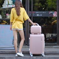 20寸迷你行李箱24寸学生拉杆箱女韩版22寸小清新密码旅行箱男