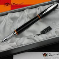 专柜正品pimio毕加索笔907蒙马特宝珠笔/签字笔 红与黑/黄与黑