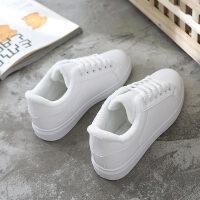 冬鞋女新款鞋子女韩版休闲低帮百搭学生加绒平底板鞋冬季女鞋