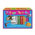 【预订】Things That Go [With Building Blocks]