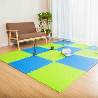 ?泡沫地垫拼图爬行垫儿童卧室榻榻米拼接地板垫子防滑垫60x60